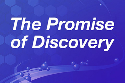 Promise of Discovery logo